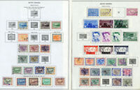 Saudi Arabia Stamps 150x Old Time Collection on pages