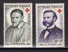 FRANCE FRANCIA 1958 Au Profit de la Croix-Rouge MNH**