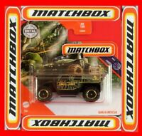 MATCHBOX 2020   GHE-0 RESCUE   88/100   NEU&OVP