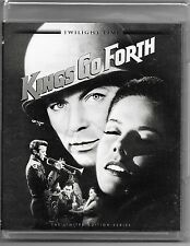 Kings Go Forth Blu Ray New(Frank Sinatra)Twilight Time All Regions Free Reg Post