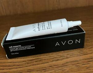 Avon Nail Experts Instant Gel Cuticle Remover .5 fl oz NIB New