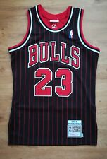 Mitchell & Ness AUTHENTIQUE Chicago Bulls Michael Jordan 95-96 NBA Jersey Taille S