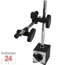 STEINLE Magnetstativ Magnet Messstativ für Me�Ÿuhr Messuhr mit Zentralklemmung
