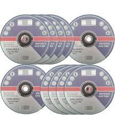 10 Stck. Trennscheiben Ø 230 mm Flexscheiben Inox Edelstahl Metall Blech Eisen