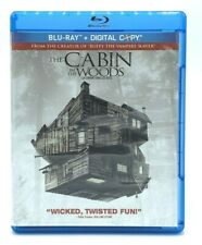 The Cabin in the Woods (Blu-ray Disc, 2012) Chris Hemsworth Horror Scary Movie