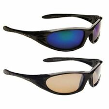 Gafas de sol de hombre de espejo deportivo, de 100% UVA & UVB