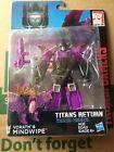 Transformers Titans Return Vorath & Mindwipe 🇺🇸