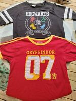 2 Universal Studios Wizarding World Of Harry Potter Gryffindor Red Gold Hogwarts