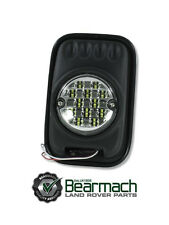 LAND ROVER DEFENDER ALL MODELS MIRROR HEAD WITH BUILT-IN LED WORK LIGHT