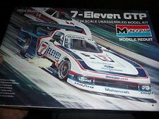 MONOGRAM FORD 7-Eleven GTP MUSTANG 1/24 Model Car Mountain KIT OPEN
