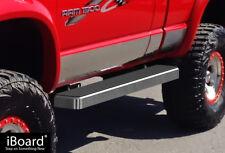 """iBoard Side Steps Nerf Bars 5"""" Fit 02-08 Dodge Ram 1500/2500/3500 Regular Cab"""