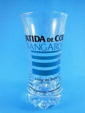 Batida De Coca Mangaroca Licor De Brazil Glass