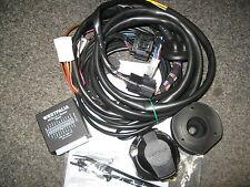 FORD TRANSIT 2012- CUSTOM VAN V362 13 PinTowbar Dedicated Electrics