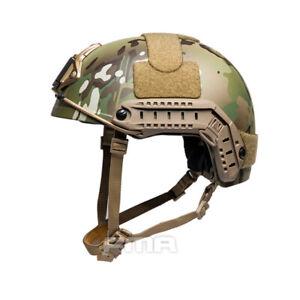 FMA Tactical Helmet Thicken Riding Helmet Protective Helmet FAST Ops Maritime