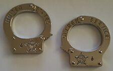 USSS US Secret Service Handcuff Cut Out Challenge Coin Federal Law Enforcement