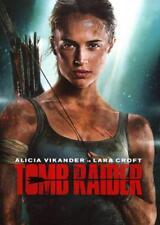Tomb Raider New Dvd