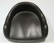OneStepAhead brown soft booster seat