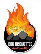 1 KG Real Charcoal Briquettes Char coal BBQ Barbecues. Restaurant