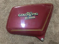 1975-77 HONDA GOLDWING GL1000 RIGHT SIDE COVER PANEL