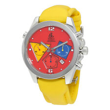 Jacob and Co. Chronograph Red Dial Automatic Mens Watch ACM-3
