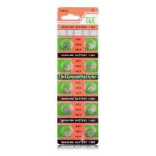 AG5 LR754 G5A 193 48 393 393A Button Coin Cell Alkaline Battery 10pcs/Pack Toys