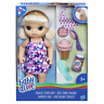 New Baby Alive Magical Scoops Baby Playset Blonde Hair Hasbro Official