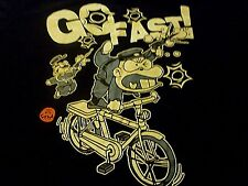 Go Fast Shirt ( Size 5L ) NEW!!!