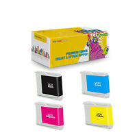 1Set Compatible LC51BK LC51C LC51M LC51Y Ink Cartridge For Brother DCP-130C