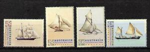 Australia 1249-52 MNH Sailing Ships