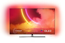 Philips OLED855 55 Zoll 4K OLED Smart TV - Grau