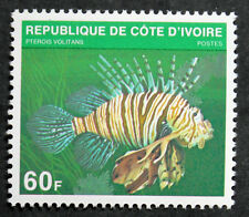 Timbre COTE D'IVOIRE / IVORY COAST Stamp - Yvert & Tellier n°510A n** (COT1)