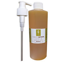 Jojoba Oil - 100% Organic - 500ML + PUMP
