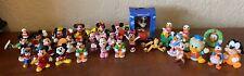New listing Disney Mickey Mouse Toy Figure Lot 27 Donald Goofy Pluto Daisy Minnie