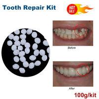 100g Dental Teeth Tooth Filling Kit Repairs Replace Missing Material DIY Tool