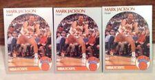 Lot Of 3 1990 Mark Jackson NBA Hoops Cards New York Nicks W/Mendez Brothers