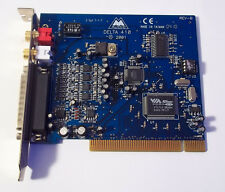 M-Audio Delta 410 Audio Interface Internal PCI Sound Card