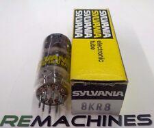 NOS SYLVANIA 8KR8 Vintage Electronic Vacuum Tube - Free Shipping!