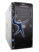 Dell PowerEdge T430 -  2x 12 Core E5-2678 v3 2.5GHz/ 128GB RAM/ 8x 2TB SATA3 HDD