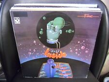 ELOY Inside vinyl LP EX 1984 Harvest Fame Electrola GERMAN Import Krautrock Prog