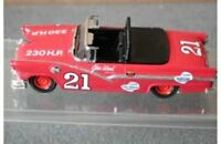 QUARTZO 1008 FORD FAIRLANE 56 diecast model race car Glen Wood 1956 1:43rd scale