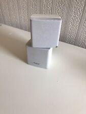 EiN Stück Bose Lifestyle Acoustimass Doppelcube Lautsprecher Lifestyle V30 Weiß