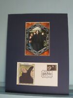 Harry Potter, Hermoine Granger,Ron Weasley and the Severus Snape First day Cover