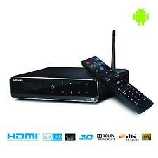 KDLINKS A300 4K Android Quad Core 3D TV Media Player w/ HDD Bay WIFI Gigabit LAN
