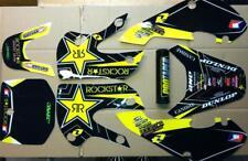 Kawasaki klx 110 kx 65 Rockstar Energy graphic 2012 graphic only