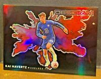 KAI HAVERTZ SSP ***COLOR BLAST*** 2020-21 OBSIDIAN CHELSEA *PACK FRESH*