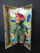 "Lenci Doll ""FIORE ROSA"" 433/499 NIB, COA, RARE"