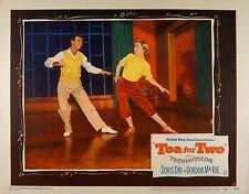 TEA FOR TWO 1950 Doris Day, Gene Nelson LOBBY CARD #7
