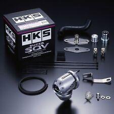 HKS SQV4 Sequential Blow Off/Dump Valve Kit For Subaru Impreza WRX/STI 2001-2007