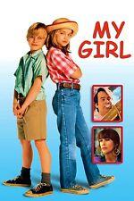 BRAND NEW My Girl DVD 3 Lang EN SP FR Anna Chlumsky Macaulay Culkin Dan Aykroyd