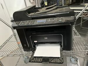 HP LaserJet Pro 1536dnf MFP CE538A Printer TESTED/WORKING w/ TONOR #34